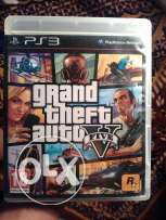 GTA V as new for ps3