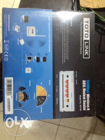 Toto link router طنطا -  1