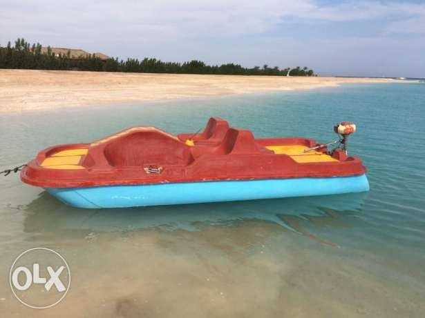 In Hurghada for sale catamaran, second hand, made in Germany, 3,5 CC الغردقة -  4