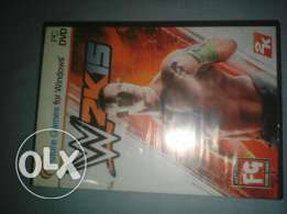 WWE 2015 DvD For PC