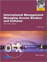 International Management:Managing Across Borders and Cultures