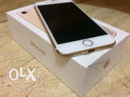 for sale I phone 7 gold 128g