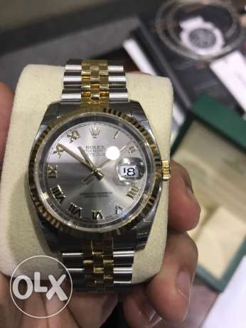 Rolex female datejust medium size القاهرة الجديدة -  1