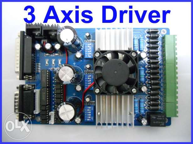 3-axis stepper motor for cnc