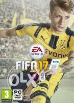 FIFA17 CD for PS3