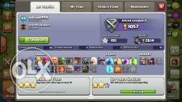 coc clash of clans account th 9