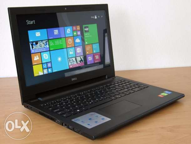 Dell core i5 3543 ,, ram 8 ,, hd 1000 ,, nvidia 2G UP TO6 - بحاله زيرو