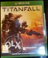 Titan fall CD for XBOX ONE