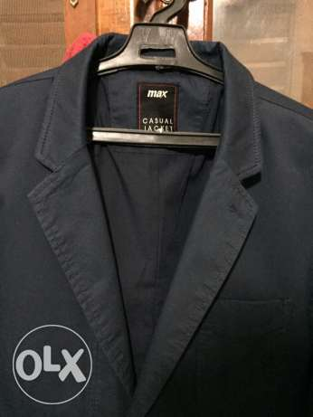 Max Casual Jacket X Large / New imported from Dubai
