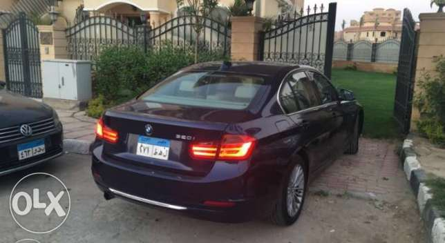 bmw 320 luxury مدينتي -  1
