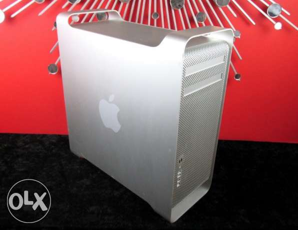 apple mac pro 8core