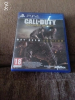 Call of duty advanced warfare ps4 for trade with fifa