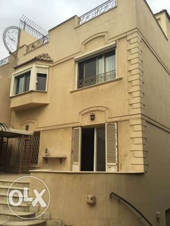Villa For Rent Karma 1 compound الشيخ زايد -  2