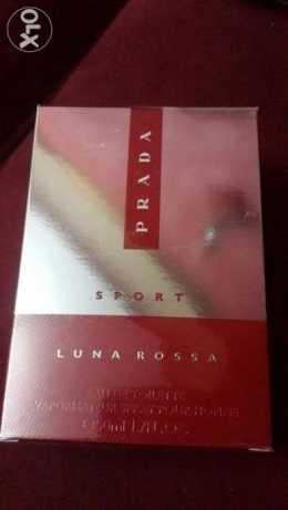 Perfume Prada Luna Rossa Sport EAU DE TOILETTE 50ml for Men