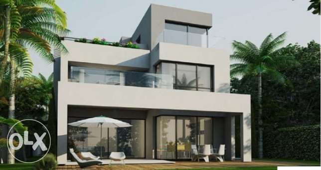 Luxurious Stand alone Villa at Palm Hills New Cairo