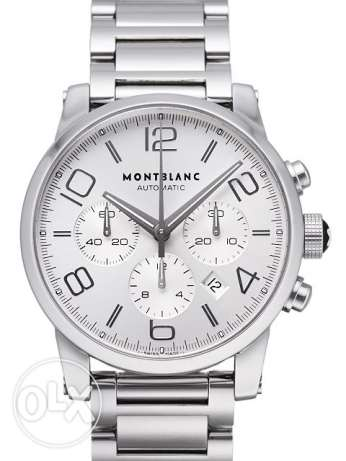 Montblanc Two Tone Watch