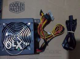 Power Supply: Cooler Master Extreme Power Plus 500W