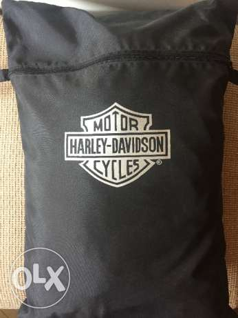 Harley Davidson Fat Bob original cover