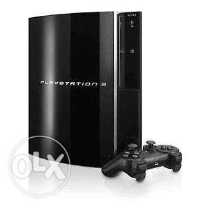 Ps3 Console & cd