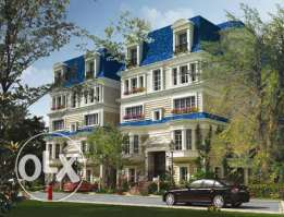 I villa Roof Mountain View Hyde Park CentralPark View Installment2021