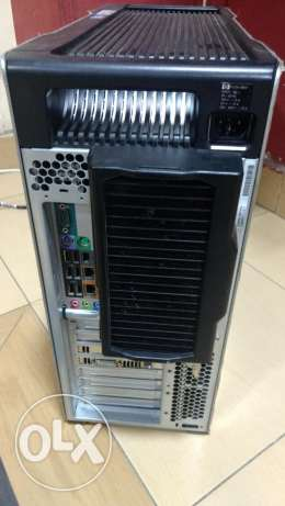 HP Z800 Water Cooling Model طنطا -  3