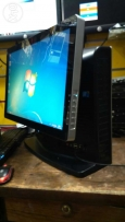 All one lcd 19- core2duo 2/4- ram 4gb-hdd 320- vga intel 1gb-dvdrw-spk