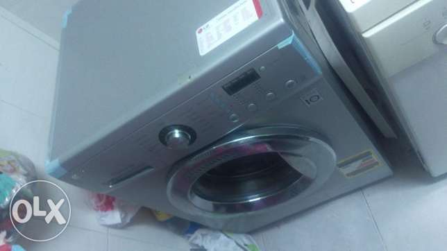 Washing machine (LG) المعادي -  4