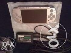 Silver PSP / Perfect Condition Like New.