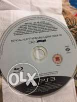 ps3 demo games+دراع ps3 اصلى الانالوج بايظ