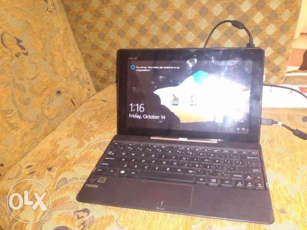 Asus transformer book t1001a بدل او بيع iphone or andriod