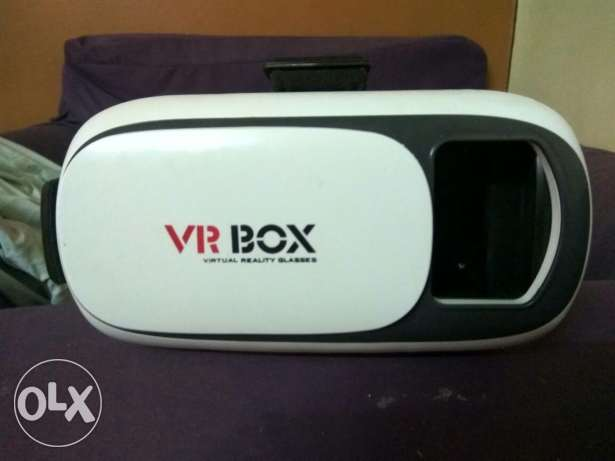 Vr Box 2 With Bluetooth remote