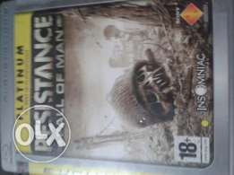 Playstation 3 game (RESISTANCE FALL OF MAN)