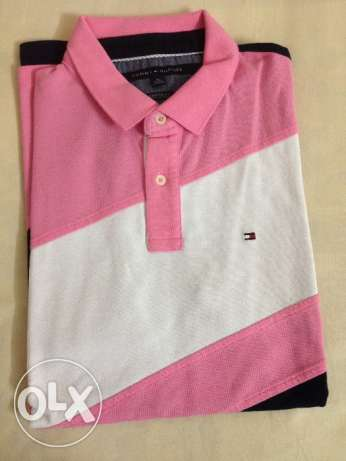 New With Tags Tommy Hilfiger Ivy Men's Muscle Polo Shirt XL