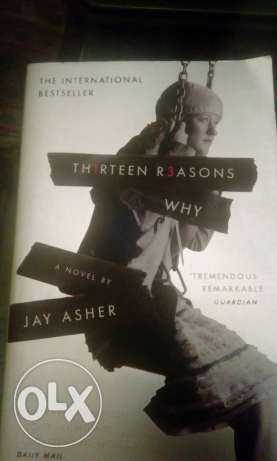 International bestseller, Thirteen reasons why المهندسين -  1