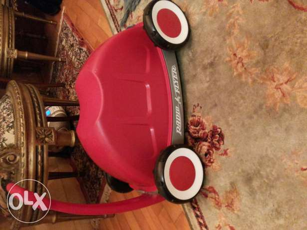 radio flyer 3in1 car