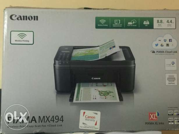 anon PIXMA Photo Printer - MX494