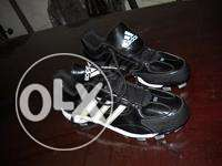 Adidas with stars for football brand new size 46-47 حذاء أديداس أصلي