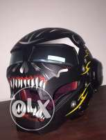 brand new limited edition IRONMAN helmet size L never used before