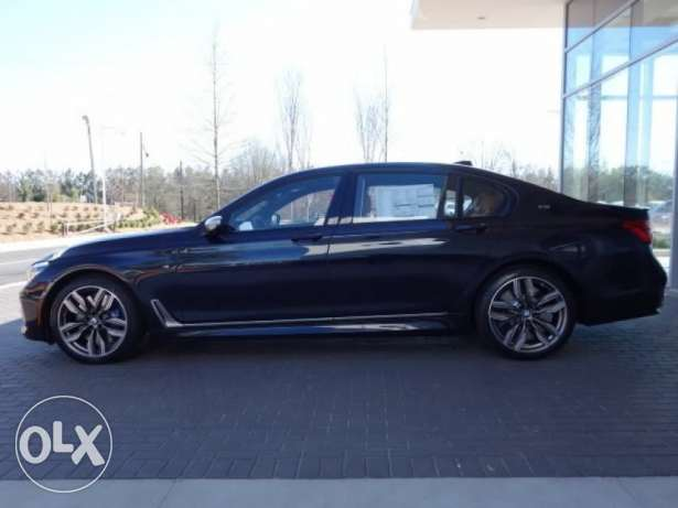BMW M760i From usa