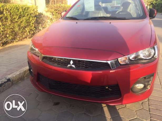 02016 Mitsubishi Lancer - New Shape