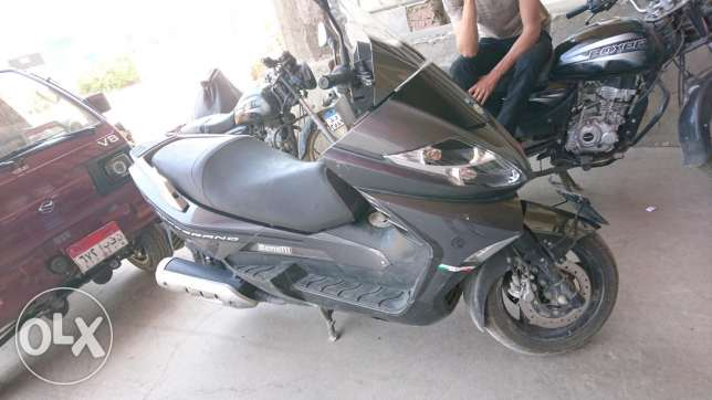 Zaferano 250 cc for sale in excellent condition 2500 km only