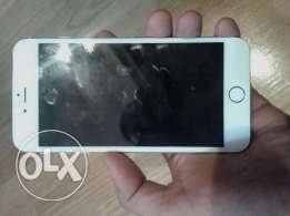 iphone 6plus gold 16giga