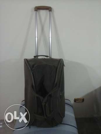 handbag with trolley شيراتون -  3