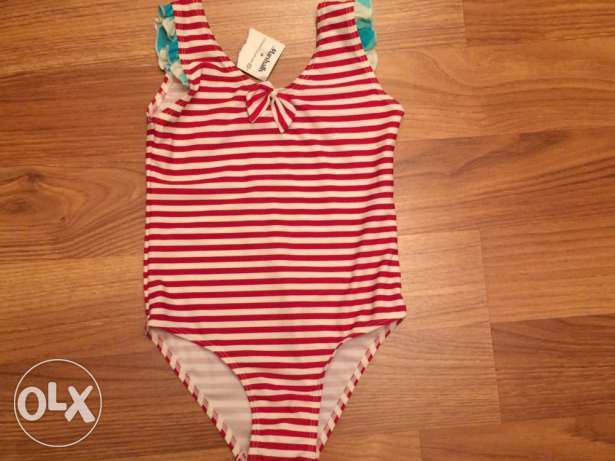 swimsuit new with tag مايوه جديد بالتيكت