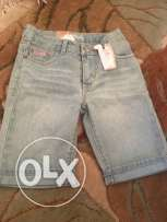 original levi's girls short