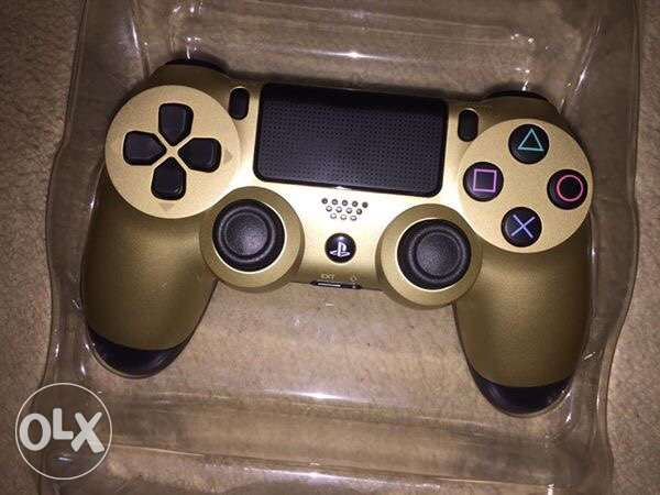 New Gold controller