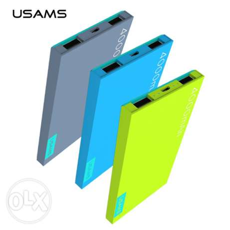 Usams 4000mAh power bank