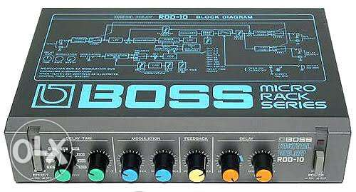 boss delay rdd 20