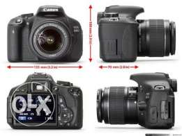camra 600D for sale