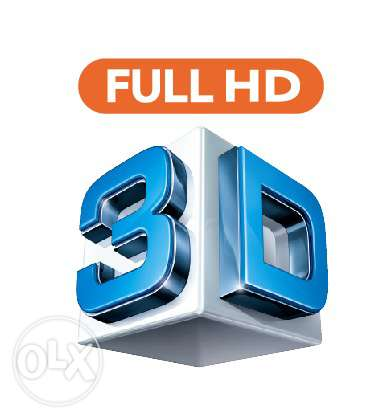 3D movies for smart TV